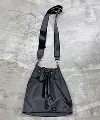 【PETA+JAIN】NYLON DRAWSTRING SHOULDER BAG