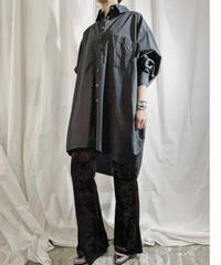 【pre fall】BIG  SHIRT  ( black )