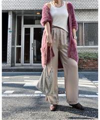 【RE STOCK】cupra easy pants   (beige)