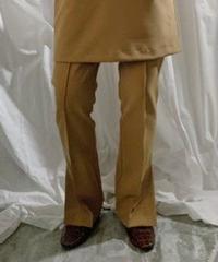 【pre fall】center seam side slite pants (beige)