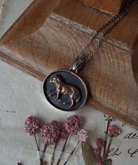 【一点物】羊のネックレス