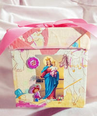 《erielinestyle》Quarantine Tiara box 02(デコBOX&ビーズティアラetcのset)