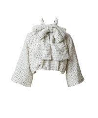 tweed light jacket