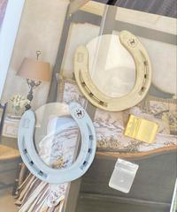 Horseshoe Photo Frame