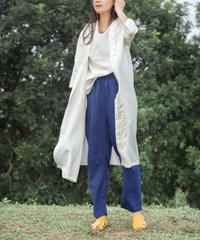 夏桜*リネンコート リネンカーディガン ロング 春 秋 コート ホリデーカジュアルコート ns190703-23
