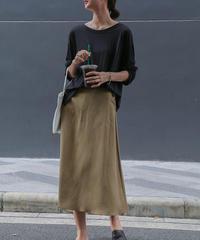 夏桜*レトロなAラインスカート ns190805-16