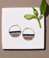 Kui Co.| Signature Earrings ラグーン