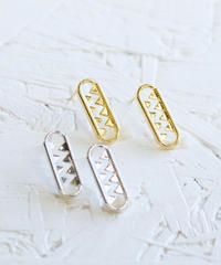 DoubleMoon Jewelry | jaws風ピアス