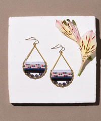 Kui Co.| Signature Earrings フローラル