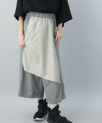 【21SS 受注予約商品】おてもとパンツ ( beige , black )