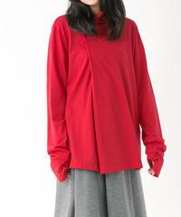 ハイネックPO (RED , BLACK)