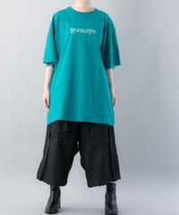 【20SS  受注予約商品】うらはらTシャツ (GREEN , BURGUNDY , BLUE , BLACK )