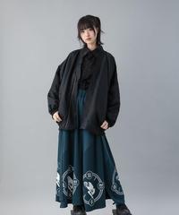 【20-21AW 受注予約商品】拙僧MA-1 ( BLACK)