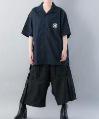 【20SS  受注予約商品】アカツキシャツ (NAVY , BLACK )