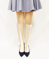【オリジナル】8T-0111【シロクマ】タイツ