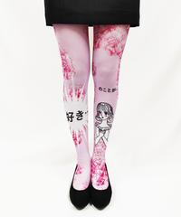 【オリジナル】8T-0088【告白】タイツ
