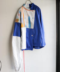 """純真異装交遊"" pure and playful jersey, reconstructed from mix vintages"
