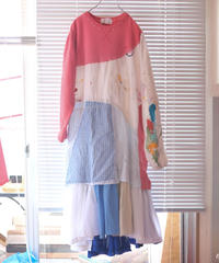 """""""恋に落ちるまでの4ステップ"""" 4 steps until she falls in love Dress, rebuild by vintages"""