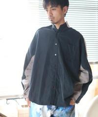 """""""日々是異装"""" Daily decorative cross-cultural communication Shirt-Jacket, rebuild by Vintages"""