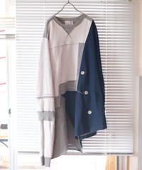 """""""不純異装交遊 / 青について"""" Reconstructed from mix vintages, about Blue"""