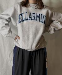 【Used】80s Champion Reverse Weave Sweat BELLARMINE / 200915-007