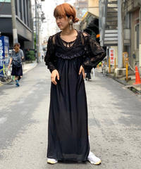 【Used】Long Cami Onepiece