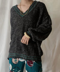 【USED】Knit Sweater/210203-010
