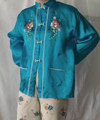 【売約済み】  Shiny China Shirt/210407-003
