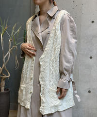 【Used】Knit Vest  / 200922-021
