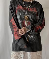 【USED】 L/S T-shirt METALICA/210801-055