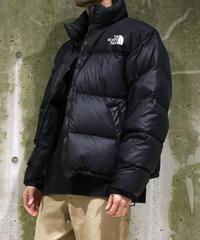 [Used] THE NORTH FACE Nuptse Jacket (Black)(NF5)