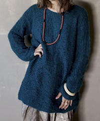 【USED】 Mohair Knit ② / 201121-005
