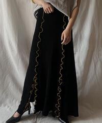 【RE;CIRCLE】 RE Mellow Long Skirt③/210414-006