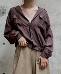 【RE;CIRCLE】L/S Silk Shket / 8