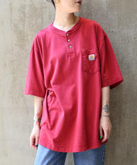 [USED] Carhartt T-SHIRT (RED)