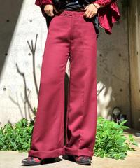 【Used】 Flare Pants / 201001-028