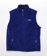 [USED]patagonia No sleeve Fleece jacket (patans1)
