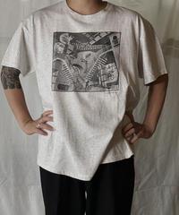 【USED】 S/S T-shirt M.C.Escher⑧/210617-043