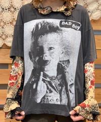 "【Used】S/S  ""BAD BOY""T-Shirt / 200901-061"