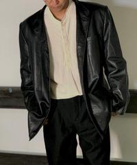 【Used】Leather Jacket /201020-008