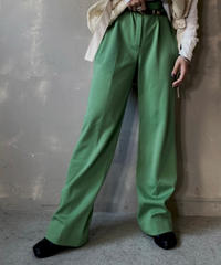 【USED】Flared Pants ① / 201112-018