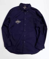 VOU/棒 × 森 Shirt 19 (Navy)