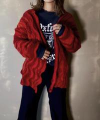 【USED】 Knit Cardigan ② / 201121-010