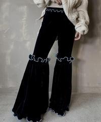 【RE;CIRCLE】 Mellow  Velour  Pants ⑧ / 201212-024