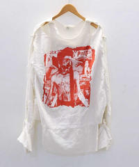 [BOY LONDON] 80s GAUZE SHIRTS SID