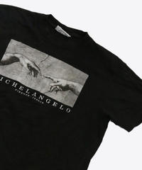 【Used】Art T-shirt Michelangelo (Art6)