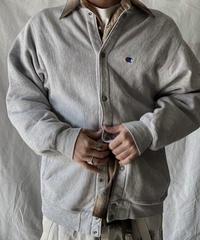 【USED】90's USA Champion Reverse Weave Jacket /210213-022