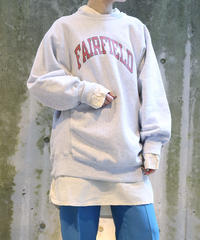 [USED] Champion Sweat Reverse Weave 1 (Gray/Red)