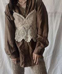 【RE;CIRCLE】 RE Crochet Bustier②/210611-013