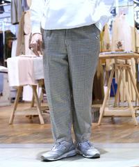 【FAG END】Cotton Gingham Check Pants